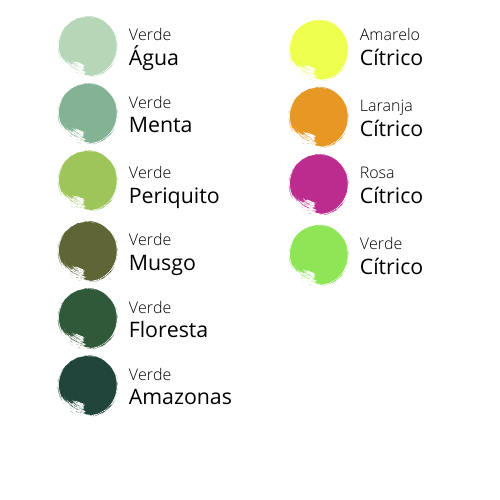 4 tabela cores